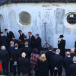 Boxing world pays tribute at Enzo Calzaghe funeral