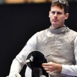 Richard Kruse: Fencer become Britain's first-ever world number one