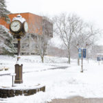 Storm threatens to disrupt students' travel back to campus