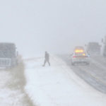 Temperatures and wind chills increase travel risks