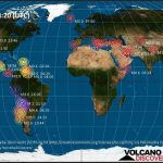 Earthquake report world-wide for Thursday, 15 August 2019 / VolcanoDis...