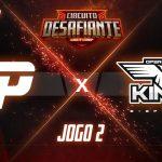 Circuitão 2018: paiN Gaming x Operation Kino (Jogo 2)   Fase de Pontos - 2ª Etapa