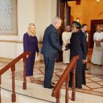Breaking protocol, Sara Netanyahu insisted on traveling to Oman with P...