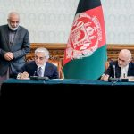 Afghan Rivals Sign Power-Sharing Deal as Political Crisis Subsides