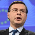 EU needs coronavirus stimulus deal in coming months, Dombrovskis says
