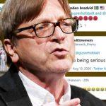 EU news: Verhofstadt brutally mocked after claiming EU is 'full-blown ...