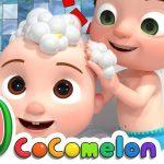 Bath Song | ABCkidTV Nursery Rhymes & Kids Songs