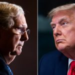 Donald Trump's demands run into Mitch McConnell's maneuvers