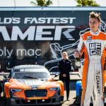 British driver chases success in motorsport's real and virtual worlds