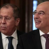 Greece Wants The European Union And Russia To Have Open Channels Of Co...