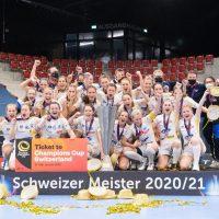 Kloten-Dietlikon Jets Women's champion in Switzerland