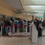 Will Rogers experiencing long lines and delayed flights as demand for ...